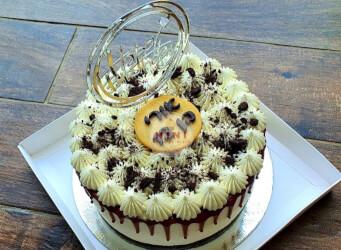 עוגת מוס אוראו.